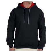 Gildan Heavy Blend 8 oz. 50/50 Contrast Hood
