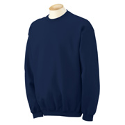 Gildan 9.5 oz. Ultra Cotton 80/20 Fleece Crew