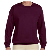 Hanes Adult 9.7 oz. Ultimate Cotton 90/10 Fleece Crew
