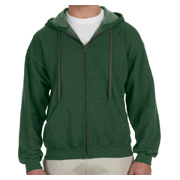 Gildan Adult Heavy Blend 8 oz. Vintage Full-Zip Hood