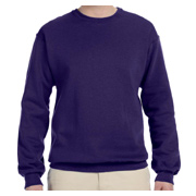 Jerzees Adult 8 oz. NuBlend Fleece Crew