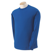 Fruit of the Loom 5.6 oz. 50/50 Best Long-Sleeve T-Shirt