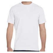 Hanes 5.2 oz. ComfortSoft Cotton T-Shirt - White