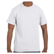 Hanes 6.1 oz. Tagless T-Shirt - White