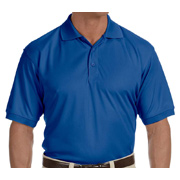 Devon & Jones Men's Dri-Fast Advantage Solid Mesh Polo