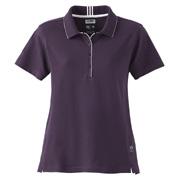 Adidas Golf Women's ClimaLite Stretch Interlock Polo