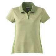 Adidas Golf Women's ClimaCool Classic Stripe Jersey Polo