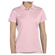 Adidas Golf Ladies' climalite Basic Short-Sleeve Polo