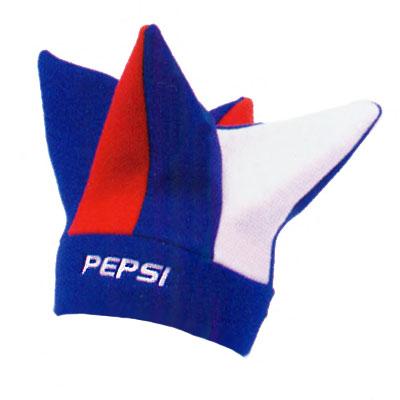 Fleece 4 Point Jester Hat