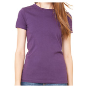 Bella + Canvas  Ladies' Jersey Short-Sleeve T-Shirt