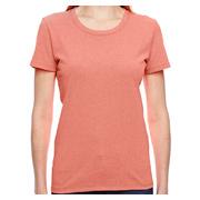 Fruit of the Loom Ladies' 5 oz., HD Cotton T-Shirt