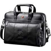 Wenger Executive Leather Business Briefcase