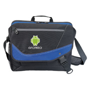 Urban Edge Computer Messenger Bag