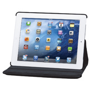 Simulated Leather Case for iPad2/New iPad