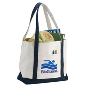 18 oz Cotton Canvas Premium Boat Tote