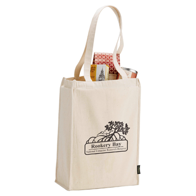 Essential Organic Cotton Grocery Tote