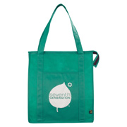 PolyPro Zippered Grocery Tote