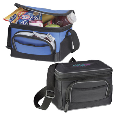 New Connections 6-Can Lunch Cooler