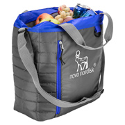 Del Mar Quilted Cooler Tote