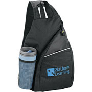 Tempo 100% Recycled PET Sling Backpack