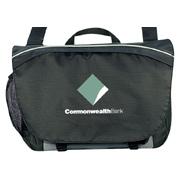 Silverlight Laptop Messenger Bag