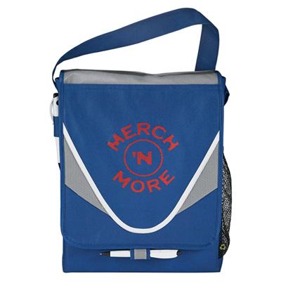 PolyPro Non-Woven Crescent Messenger Bag