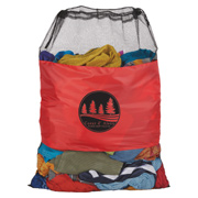 Mesh Laundry Cinch Bag