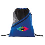 Slazenger Competition Zip Drawstring Sportspack