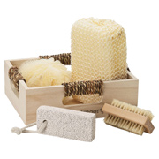 Getaway 4 Piece Spa Set in Box