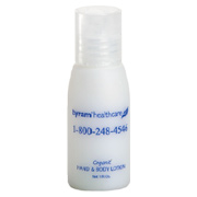 Organic Hand and Body Lotion - 1 oz. Soft Touch Bottle