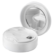 Dental Floss With Mirror