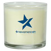 Soy Candle Clear 6 oz.