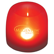 Voice Control Candle Mood Light