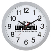 12 Inch Slim Wall Clock