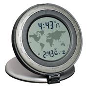The Traveler - World Time Travel Clock