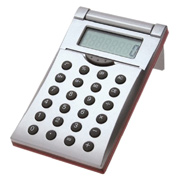 Flip Cover Rectangular Calculator