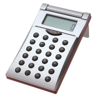 Flip Cover Rectangular Calculator