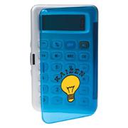 Gloss Cover Pocket Calculator