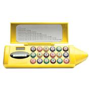 Crayon Shaped Pencil Box Calculator
