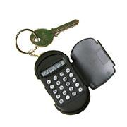 Budget Calculator Keychain