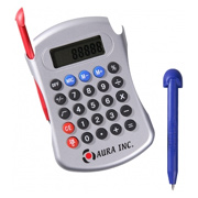 Calculator With Pen and Pad