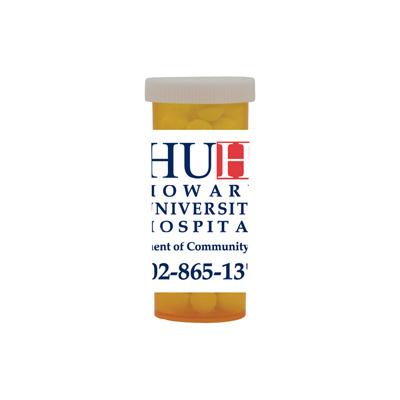 Mini Pill Bottle