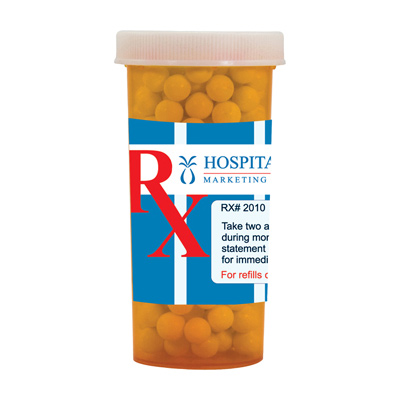 Pill Bottle - Large