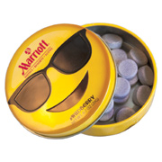 Sunglasses Emojy Tin With Wildberry Mints