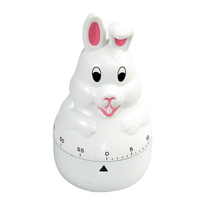 60 Minute Kitchen Timer - Rabbit