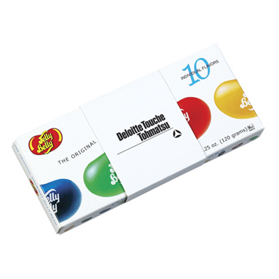 10 Flavor Jelly Belly Beananza