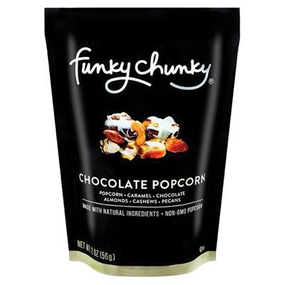 FunkyChunky Chocolate Popcorn Small Bag