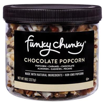 FunkyChunky Chocolate Popcorn Mini Canister