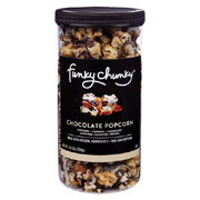 FunkyChunky Chocolate Popcorn Tall Canister