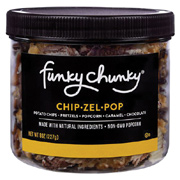 FunkyChunky Chip-Zel-Pop Mini Canister